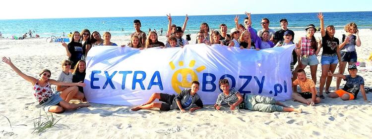 Tania kolonia dla dzieci i młodzieży nad morzem