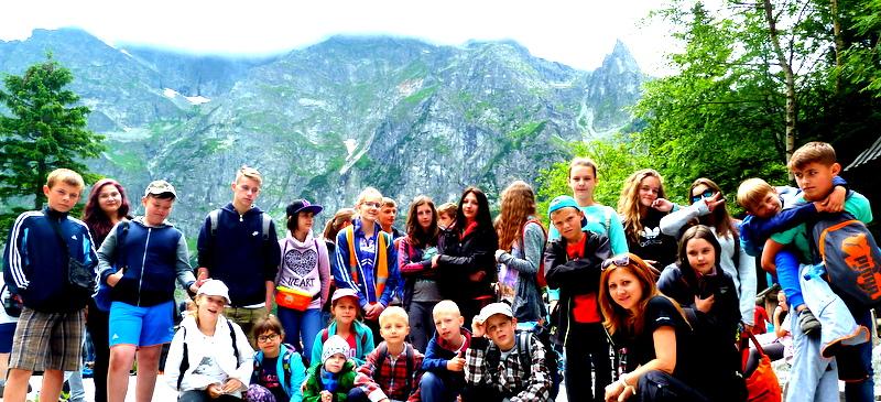 Kolonia i obóz w górach